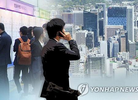 日本で就職した韓国人 58%が「満足」