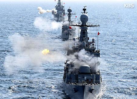 AL Korsel akan Membentuk Armada Manuver dan Komando Udara