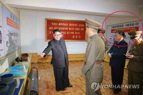 Corea del Norte prepara un nuevo submarino capaz de lanzar misiles balísticos bajo el agua