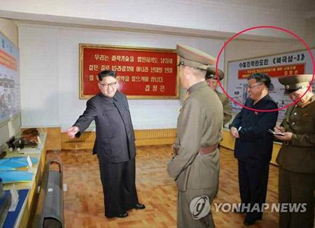 Nordkorea baut laut Bericht neues U-Boot mit ballistischen Raketen