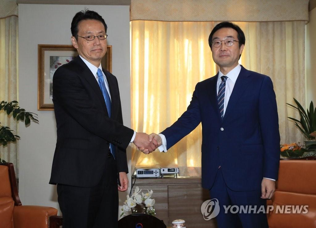 Ketua Juru Runding Pertemuan Enam Pihak dari Korsel - Jepang Bahas Nuklir Korut