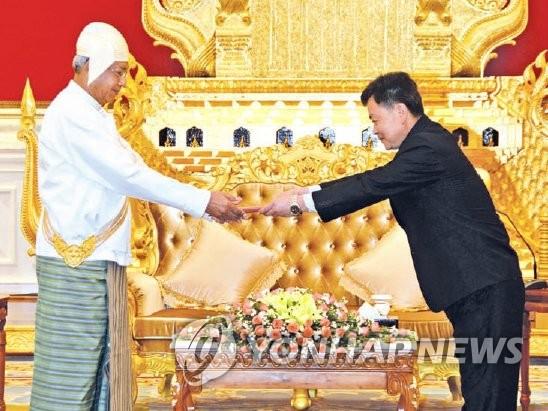 Myanmar Expels N. Korean Diplomat