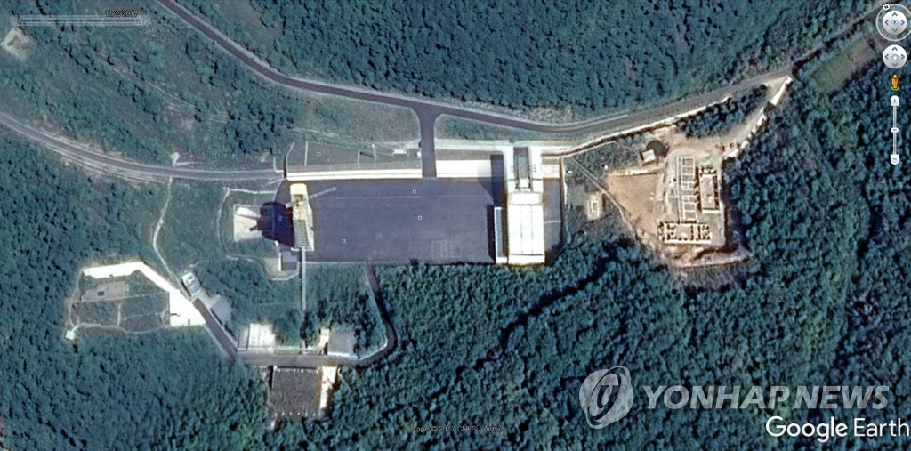 VOA: Several Buildings Spotted Near N. Korea Missile Launch Site
