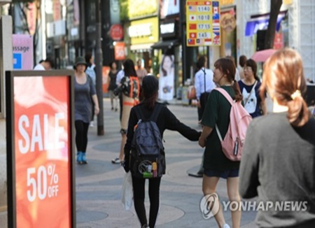 Number of Chinese Tourists to S. Korea Expected to Halve This Year