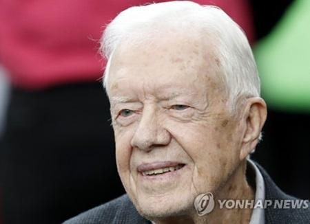 Jimmy Carter erklärt sich zu Besuch in Nordkorea bereit