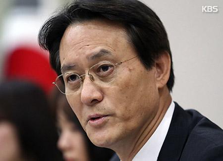 韩国驻日大使会晤自民党干事长