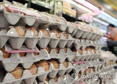 S. Korea to Import 15 Million More Eggs in April