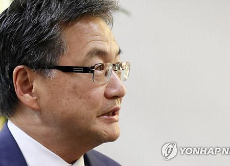 El negociador nuclear estadounidense visita Corea del Sur