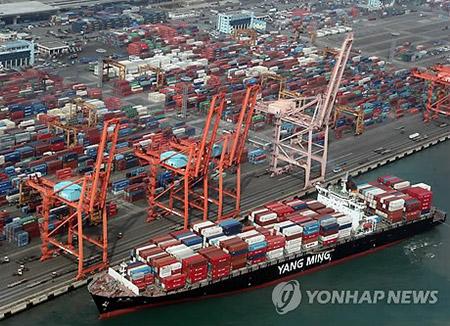 Pangsa Ekspor Korsel di Pasar Global Mungkin Tembus Rekor Tertinggi Tahun Ini