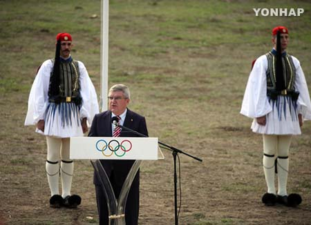 'IOC Willing to Pay Full Cost if N. Korea Joins PyeongChang Olympics'