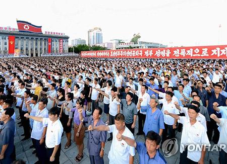 北韓が自力更生路線に戻る可能性も 元統一部長官