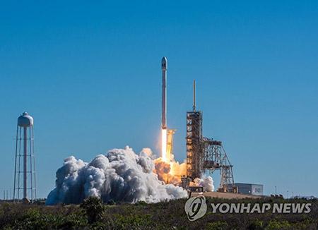 Korea schießt erfolgreich neuen Kommunikationssatelliten ab