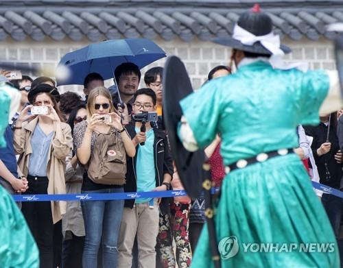 韓流観光客の7割以上が日本人