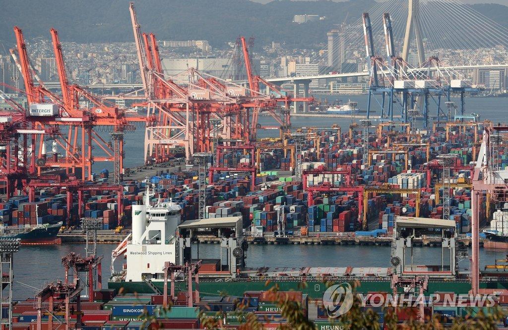 Südkorea erreicht voraussichtlich Rekordanteil am globalen Exportmarkt