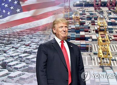 トランプ大統領 通商圧力強化の懸念も