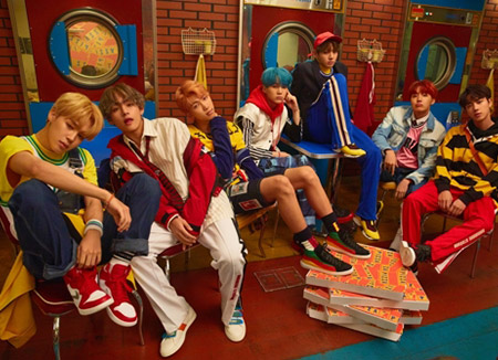BTS to appear on U.S.  talk show