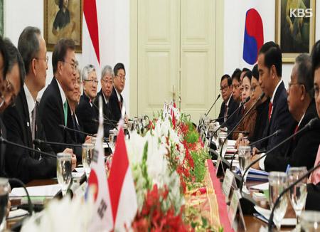 Südkorea und Indonesien wollen besondere strategische Partnerschaft anstreben
