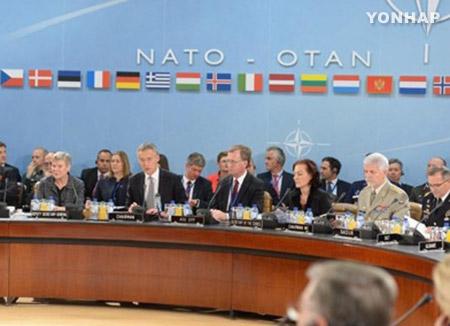 NATO-Chef fordert Druckausübung gegenüber Nordkorea für Verhandlungslösung im Atomstreit