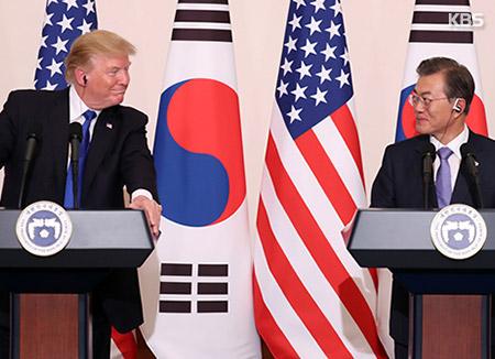韓米が確認 「国際社会とともに北を圧迫」
