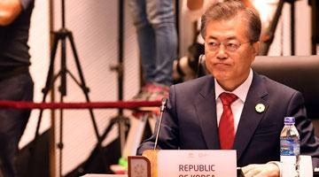 KSOI: Уровень поддержки Мун Чжэ Ина превысил 80%