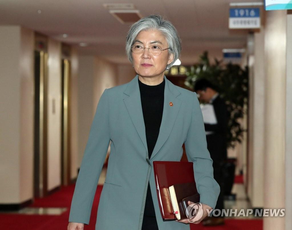 韓国外相 首脳会談の調整のため来週にも訪中
