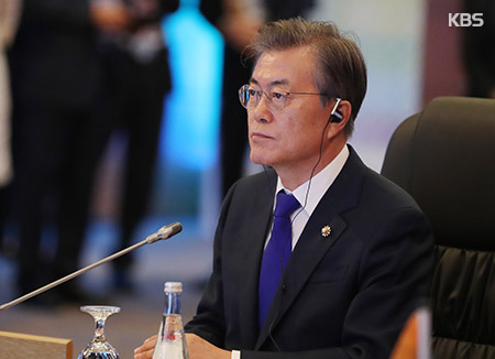 문 대통령, 14일 메드베데프 러 총리와 회담…북핵 문제 해법 논의