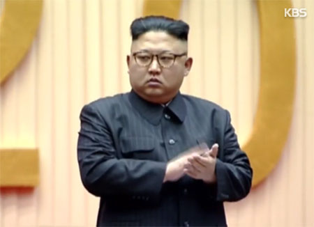 Kim Jong-un Visits Factory that Produced Tires for Missile Truck