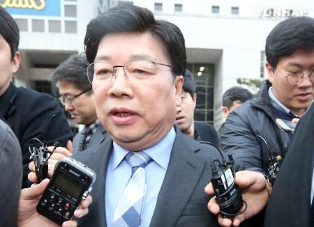 '정치자금법 위반' 권선택 대전시장 징역형 확정…시장직 상실