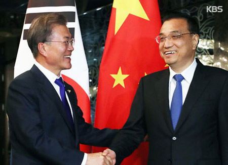 China nunca tomó medidas restrictivas a Corea del Sur