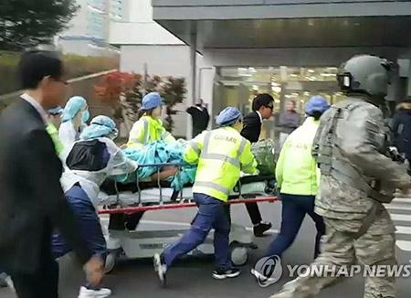国連軍司令部 「北韓兵士、車で軍事境界線まで移動」