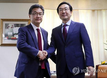 Le négociateur nucléaire américain Joseph Yun de nouveau à Séoul