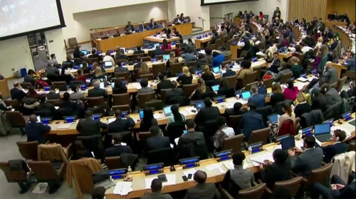 UN Committee Adopts N. Korea Human Rights Resolution