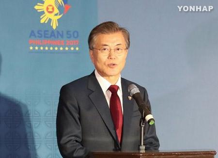 الرئيس يحث كوريا الشمالية مجددا على التخلي عن برامجها النووية