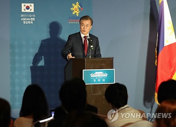 Moon: All will be Possible if N. Korea Freezes Nuke