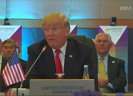 'La gira por Asia fue un éxito': Trump