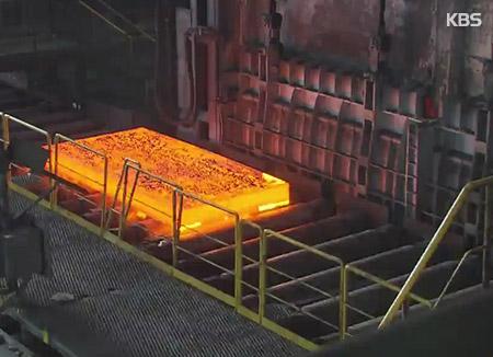 米政府 韓国の鉄鋼製品の関税4倍に