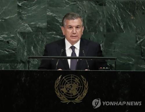 Президент Узбекистана Шавкат Мирзиёев нанесёт государственный визит в РК