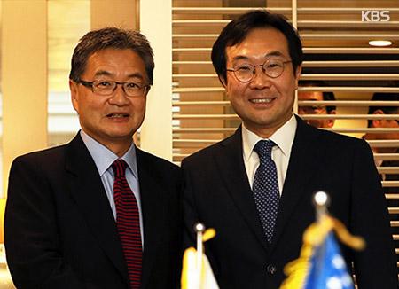 Responsables para el diálogo nuclear de Seúl y Washington se reúnen en Jeju