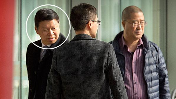 China Sends Envoy to North Korea