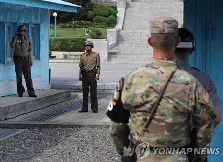 UN-Kommando offenbar ohne Handhabe gegen nordkoreanischen Verstoß gegen Waffenstillstandsabkommen