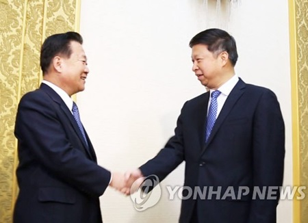 Спецпосланник председателя КНР встретился в Пхеньяне с Чхве Рён Хэ и Ли Су Ёном