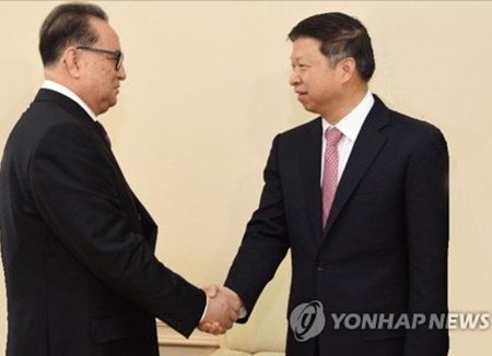 Pas de confirmation d'une possible rencontre entre Kim Jong-un et l'émissaire chinois