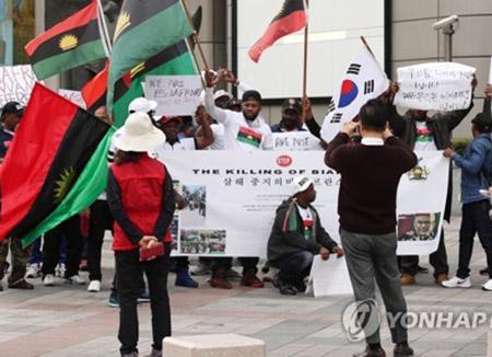 韩国难民申请者超三万人 767人获难民地位