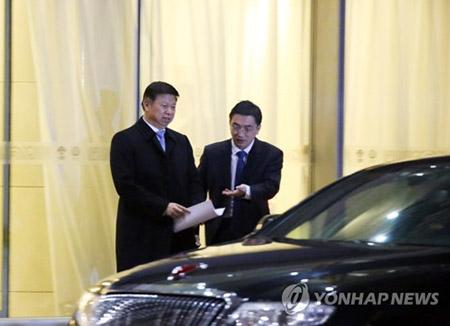 """Reunificación: """"Resulta inusual que Kim Jong Un no haya visto a Song Tao"""""""