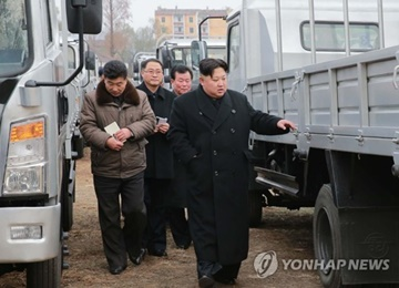 KCNA Reports Kim Jong-un's Visit to Auto Factory Without Mentioning Chinese Envoy