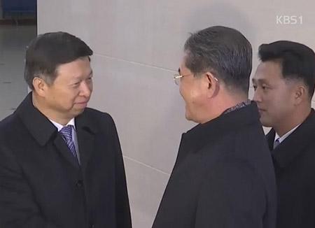 L'envoyé spécial chinois à Pyongyang n'aurait pas rencontré Kim Jong-un