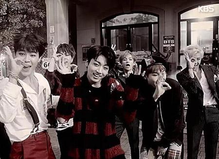 Musikvideo von Boyband BTS auf YouTube 100 Millionen Mal aufgerufen