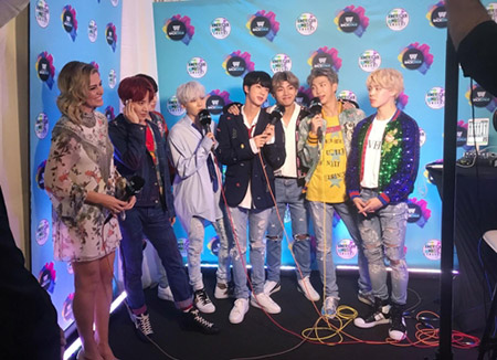 S. Korean Boy Band BTS Added to Guinness World Records