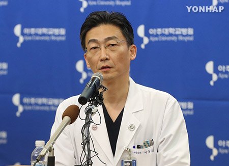 N. Korean Soldier Who Defected Regains Consciousness