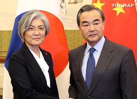 韓中関係 文大統領の訪中で急速に改善か